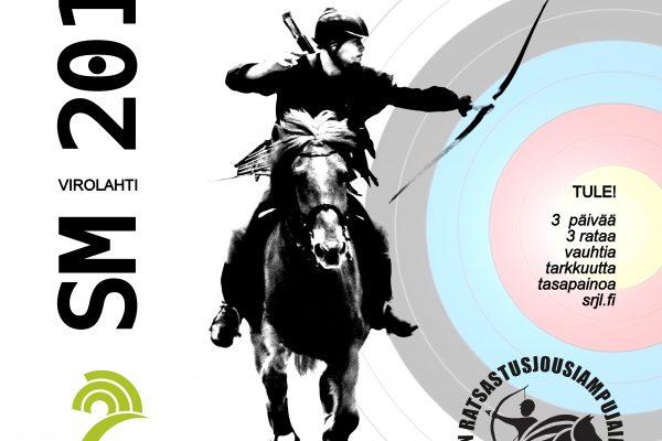 Ratsastusjousiammunnan SM-kilpailut 9.-11.8.2019
